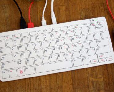 ¡Un ordenador completo dentro del teclado! Raspberry Pi 400