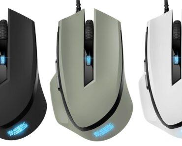 ¡Un ratón gaming por apenas 10 euros! Opinión del Sharkoon SHARK Force II