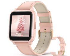 ¡El reloj inteligente ideal para ellas! Smartwatch Hommie – opinión