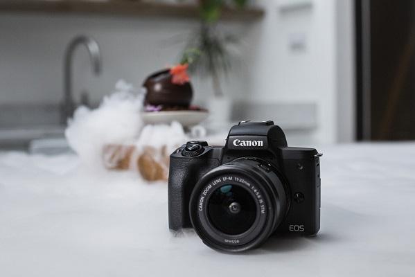Canon EOS M50 Mark II 1