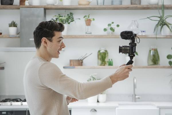 Canon EOS M50 Mark II 3