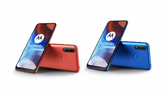 Motorola Moto E7 Power 2