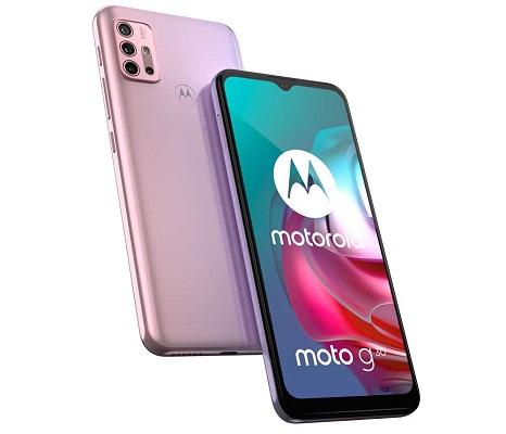 Motorola Moto G30 0