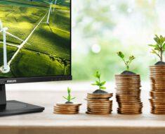 ¡Monitor sencillo y con consciencia ecológica! Opinión del Philips 242B1G