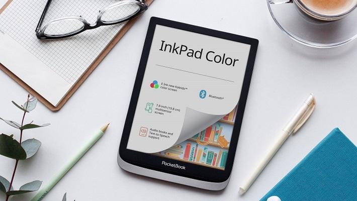 PocketBook InkPad Color 1