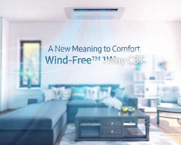¡Climatizador y purificador! Opinión del Samsung WindFree Pure 1.0