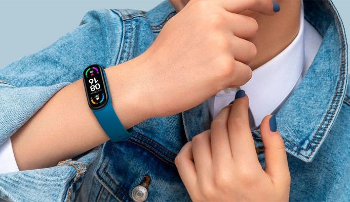 Xiaomi Mi Band 6 3
