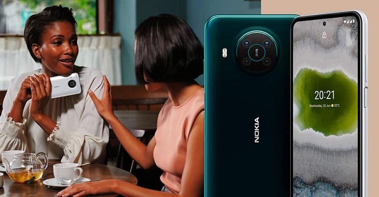 Nokia X10 3