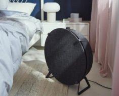 ¡Parece sólo una mesita auxiliar! Opinión del purificador de aire Starkvind de IKEA