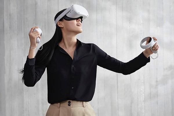 Oculus Quest 2 128 GB 3