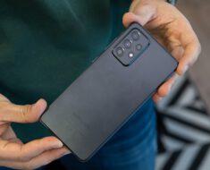 ¡Igual de bueno, pero ahora más potente! Opinión del Samsung Galaxy A52s 5G