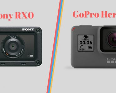Sony RX0 vs GoPro Hero6