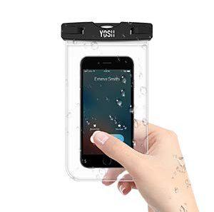 Como proteger el móvil en la playa, para evitar la arena y el agua