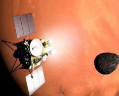 Japón lanzará la primera misión a Marte para traer muestras del planeta a La Tierra
