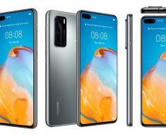 Se desvelan todos los detalles de los Huawei P40 y P40 Pro