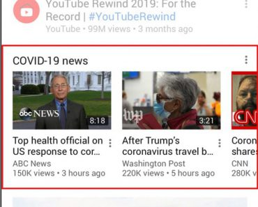 YouTube también bajará la calidad de sus vídeos por el coronavirus