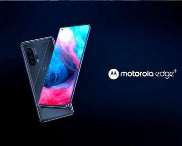 Motorola presenta sus espectaculares Edge y Edge Plus