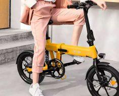 ¡Con tu bici a todas partes! Nueva Xiaomi HIMO Z16