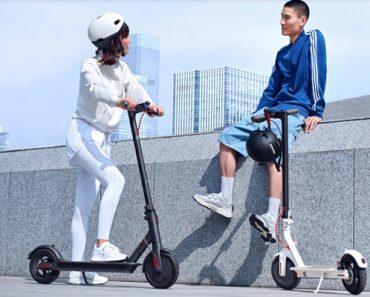 Xiaomi presenta su nuevo patinete eléctrico, ¡el Mi Electric Scooter 1S!