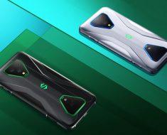 ¡¡Ideales para jugar!! Llegan los Black Shark 3 y Black Shark 3 Pro
