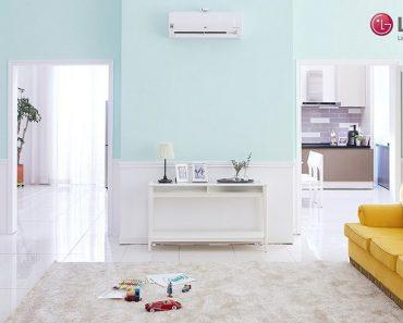 ¡Purificador y aire acondicionado al mismo tiempo! Nuevo LG Air Purifying