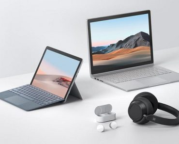 ¡¡Microsoft se actualiza!! Nuevos Surface Book 3 y Surface Go 2