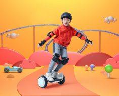 ¡¡El segway ideal para los pequeños!! Llega el Ninebot Nano
