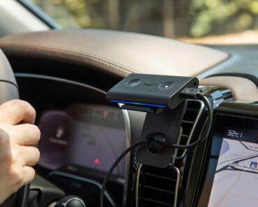 ¡Lleva Alexa en tu coche también! Nuevo Amazon Echo Auto