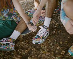 ¡Las zapatillas florales para este verano! Nuevas Kenzo x Vans