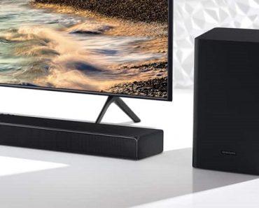 Nuevas barras serie T de Samsung, ¡sonido tridimensional para tu casa!