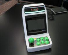 ¡Decenas de juegos en tus manos! Astro City Mini Arcade