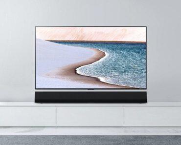 ¡Gigante y de calidad! Nueva barra de sonido LG GX Soundbar