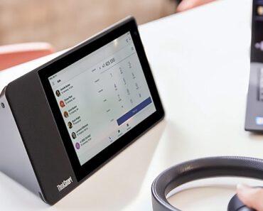Lenovo ThinkSmart View, el ¡primer asistente con Microsoft Teams!
