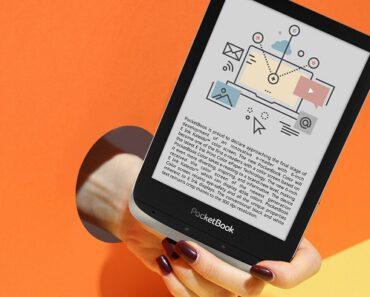 ¡Nuevos PocketBook! PocketBook Color y PocketBook Touch Lux 5