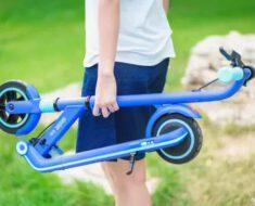 ¡Ideal para los más pequeños! Nuevo Segway Ninebot E8 Kids