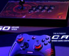 ¡Nuevos accesorios de Mad Catz! EGO Arcade FightStick y gamepad C.A.T. 7
