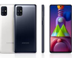 ¡Súper batería de 7.000 mAh! Así es el Samsung Galaxy M51