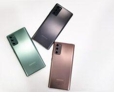 ¡Las nuevas BESTIAS de Samsung! Galaxy Note 20 y Note 20 Ultra