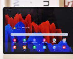 ¡Nuevos tablets de Samsung! Llegan los Galaxy Tab S7 y S7+