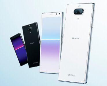 ¡Nuevo gama media de Sony! Llega el Xperia 8 Lite