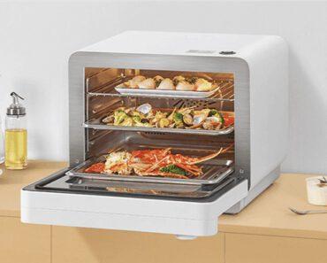¡Horno inteligente con recetas automáticas! Mijia Smart Steaming Oven