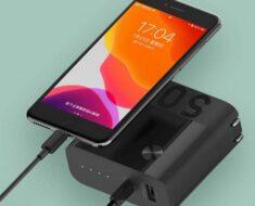 ¡Cargador con power bank integrada! Así es el nuevo Xiaomi ZMI