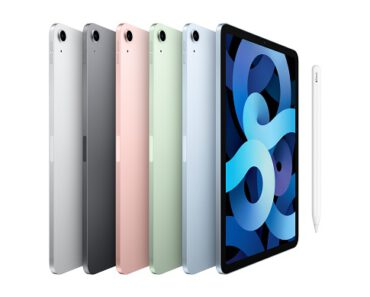 ¡Más potente que nunca! Apple renueva su iPad Air