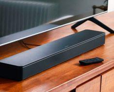 ¡Barra de sonido buena, bonita y barata! Bose Smart Soundbar 300