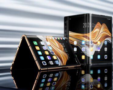 ¡El móvil de dos pantallas que se hace tablet! Royole FlexPai 2