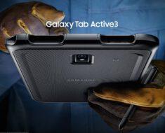 ¡Tablet resistente y con S Pen! Samsung Galaxy Tab Active 3