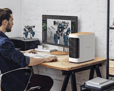¡Core i7 y una RTX 3070! Así es el ConceptD 300 de Acer