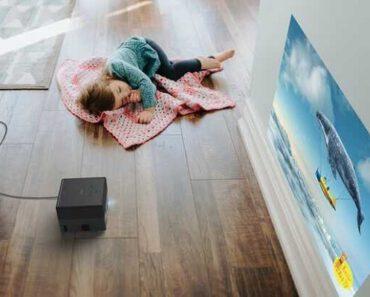 ¡Proyectores láser portátiles Full HD! Epson EpiqVision EF-11 y EF-12