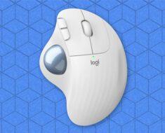 ¡Nuevo ratón de bola Bluetooth de Logitech! Llega el ERGO M575