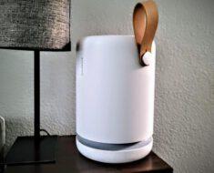 ¡Compatible con Siri y HomeKit! Purificador Air Mini+ de Molekule